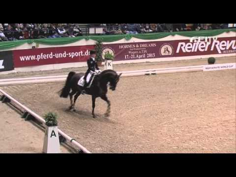 Reem Acra FEI World Cup 2012/13 Neumunster - News