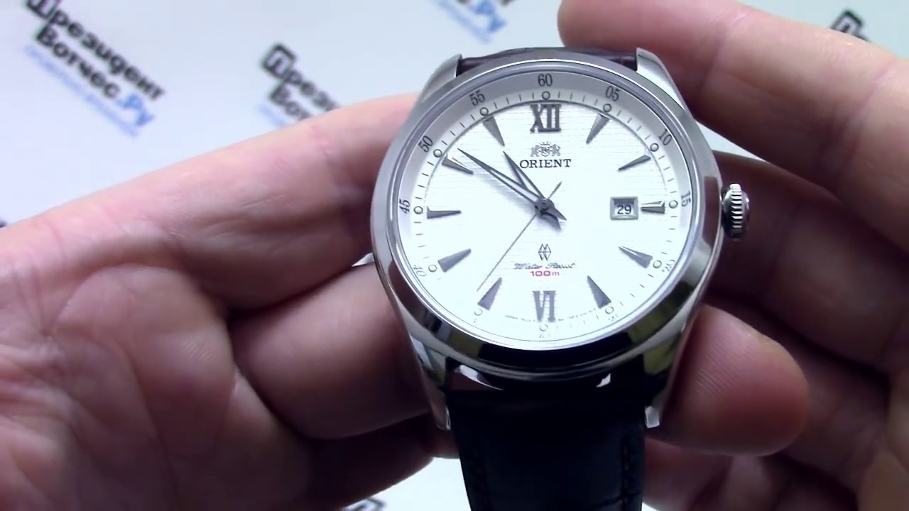 Мужские часы Orient UNF3005W Женские часы Ника 0020.0.1.33A
