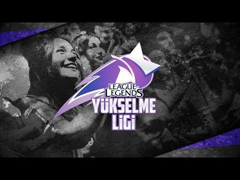 2018 Yükselme Ligi Yaz Mevsimi - 1. Hafta Videosu