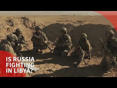 Libyan officials cite evidence of Russian mercenaries supporting Haftar