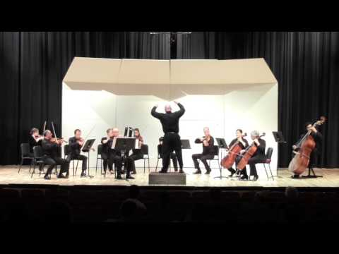 Concerto for Contrabassoon and String Orchestra by Daniel Baldwin