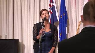 Concert at the Hungarian Embassy - Solitude by Duke Ellington