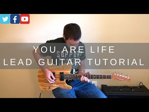 you-are-life-lead-guitar-tutorial-w/tab-|-hillsong-worship