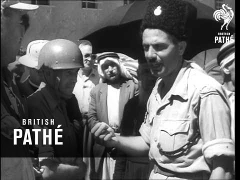 Jews Back In Nazareth (1948)
