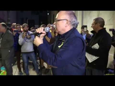 Josep Ll.Carod.CONCENTRACIÓ DEFENSA GOVERNCAT PRESIDENT.CARME FORCADELL,ALLIBERAMENT PRESOS CAT