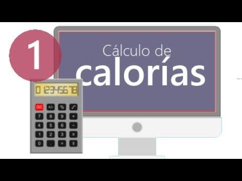 calculadora de calorias diarias harris benedict