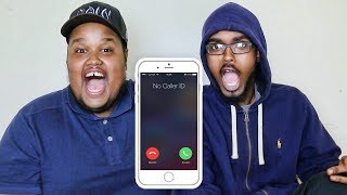 PRANK CALLING ROADMEN AND GRIME ARTISTS!