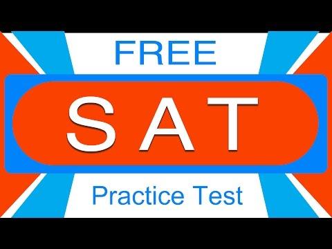 Best Free SAT Practice Test