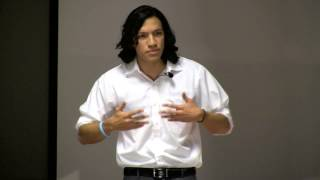 Turning Pain Into Power: Javier Espinoza at TEDxOrangeCoastWomen