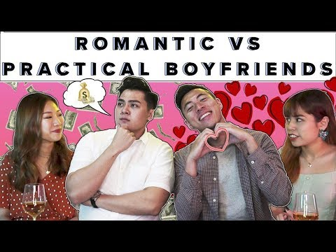 Romantic VS Practical Boyfriends | ZULA ChickChats: EP 63
