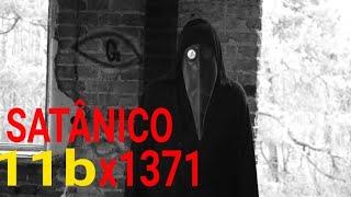 O mistério do código 11B X 1371 assustador