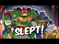 - We Really SLEPT On Rise of the TMNT