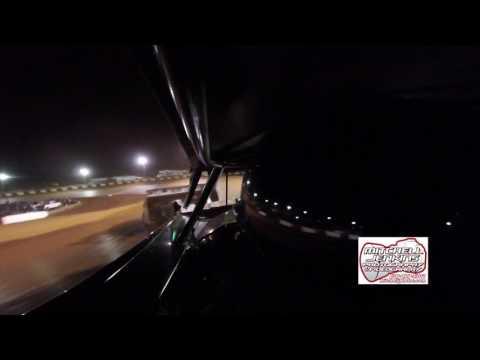 Alan Brewer In-Car Rome Speedway 5/28/17!