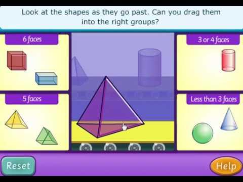 Geometry games : Fun Shape Game for Kids