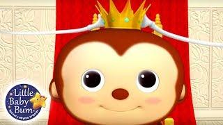 Король Коул | Литл Бэйби Бам | детские песенки | мультфильмы для детей | Little Baby Bum