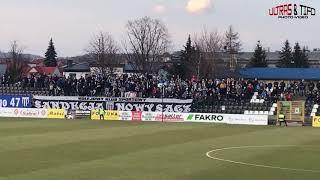 1L: Sandecja Nowy Sącz - Garbarnia Kraków [Fans]. 2019-03-16