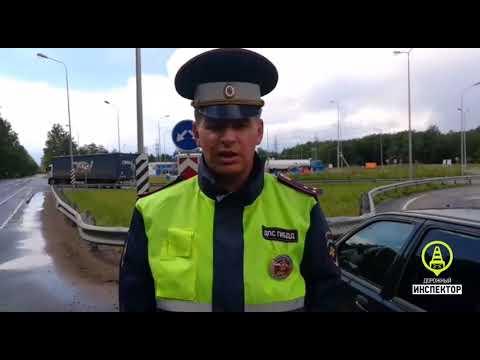 ДТП под Кингисеппом: попытка заехать на АЗС закончилась тремя пострадавшими. Июль 2019