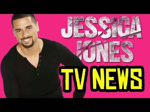 Jessica Jones Season 2  J.R. Ramirez Joins the Cast!