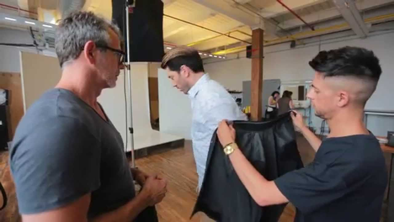 property brothers hoss magazine behind the scenes
