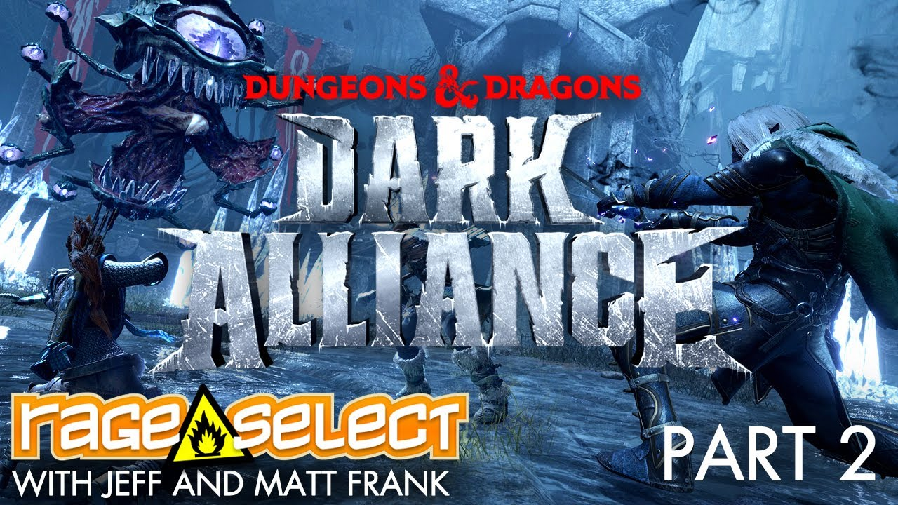 Dungeons & Dragons: Dark Alliance (The Dojo) Let's Play - Part 2