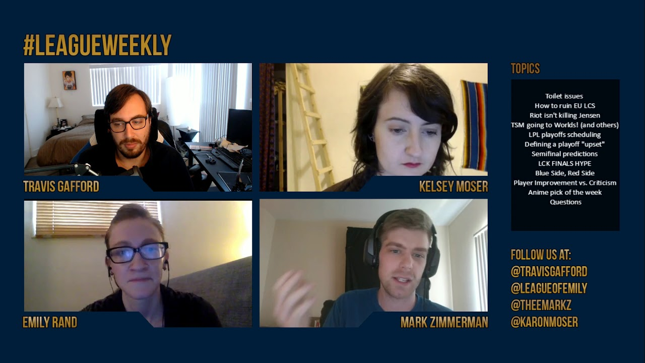 Riot killing Jensen, how to ruin EU LCS, and other Reddit ideas - League  Weekly ReCoDeD