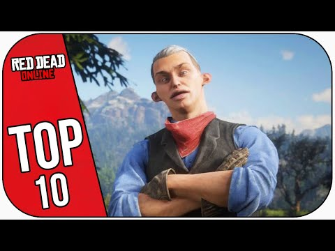 Top 10 WORST MISTAKES Players Make In Red Dead Online!