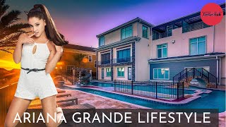 Ariana Grande 's  Lifestyle & Million Doller Car ★ Dec 2018