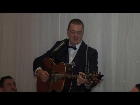 Irish Best Man Speech and Song
