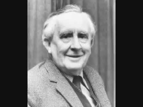 J.R.R Tolkien Reads The One Ring Poem