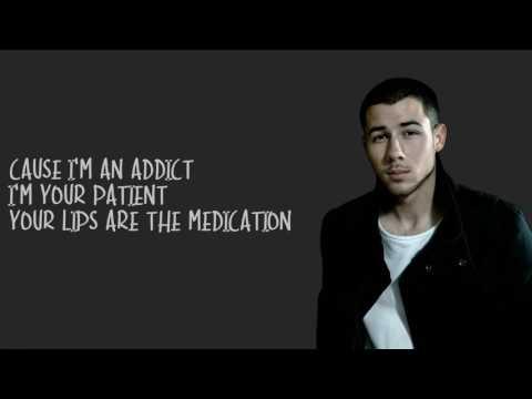 Bom Bidi Bom Nick Jonas & Nicki Minaj (Lyrics)