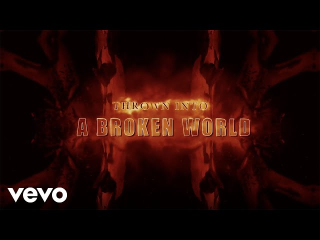 Five Finger Death Punch - Broken World (Lyric Video)