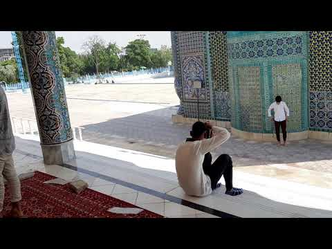Mazar-I-Sharif , Shrine Of Hazrat Ali