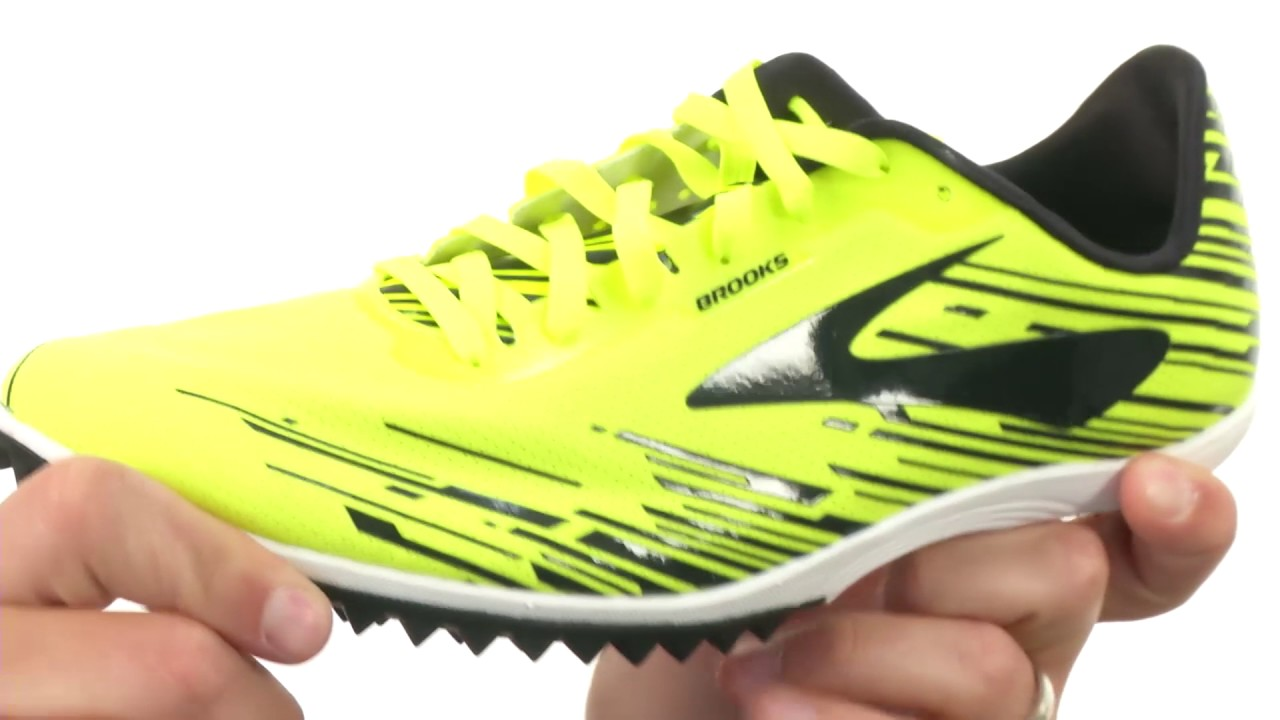 012c714f29a Brooks Mach 18 Spikeless SKU 8695975 - YouTube