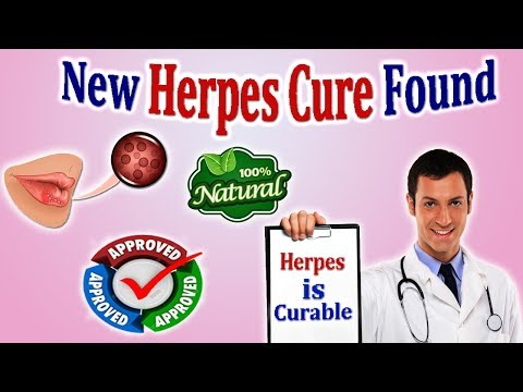 Breakthrough Herpes Cure -  Effective, Natural & Herbal Treatment For Herpes