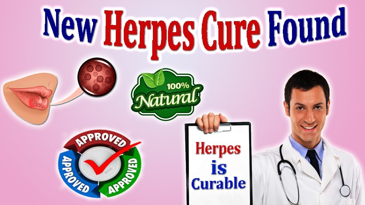Breakthrough with Can Herpes Be Cured 100 Research