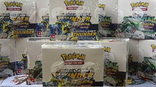 Opening Pokemon booster boxes! (past list stream 2/18/29)