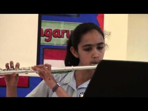 Anisha - Free as a bird (Flute)