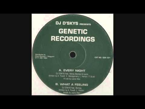 DJ D'SKYS Feat. Stompy - What A Feeling