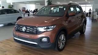 Volkswagen T-Cross Confortline Automatico 1.0 Turbo
