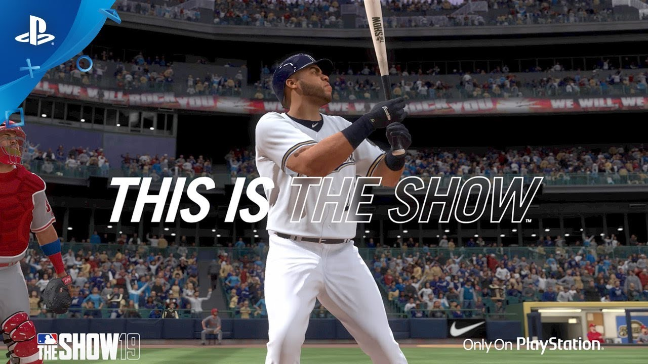 MLB The Show 19 - Gameplay Trailer | PS4
