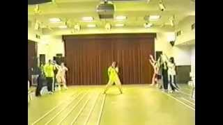 "MorningMusume ""The Peace!"" Dance Lesson."
