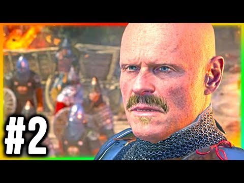 kingdom Come: Deliverance Walkthrough  Part 2 - REVENGE! (Gameplay)