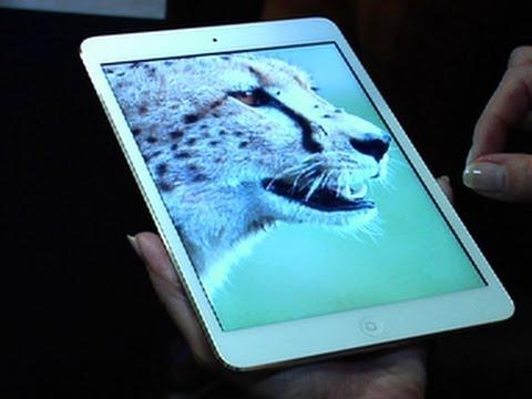Download Youtube: New iPad Mini features super crisp and clear Retina Display