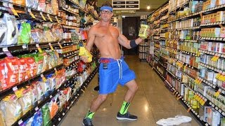Sami and Pulse Theory Crash the aisles of WHOLEFOODS for best all natural PRE-WORKOUT EVER!