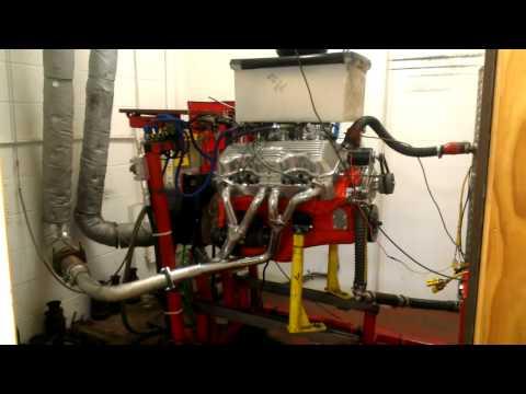 437 W Series Big Block Chevy Stroker
