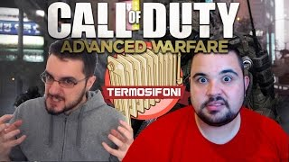 COD Advanced Warfare - PROVIAMOLO con Yotobi e i Termosifoni .