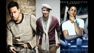Los 3 Mejores Bachatero : Romeo Santos & Prince Royce & NJC La Melodia Del Cielo