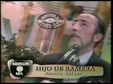 Manolo Galván - Hijo De Ramera - Madre Hoy No Me Levanto
