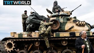 Turkey's Border Mission: Turkey launches offensive on YPG in Afrin