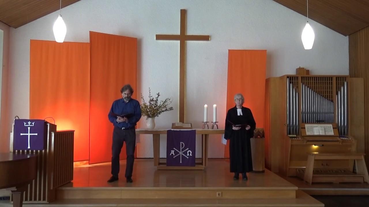 Evangelische Kirche Burscheid-Hilgen: Gottesdienst am 5